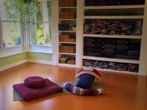 meditation, restorative yoga