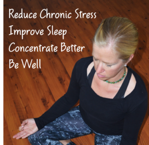 Yoga Therapy, chronic stress
