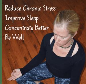 Yoga Therapy, chronic stress