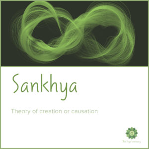 an image to capture sankhya philosophy